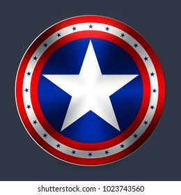 Captain America Shape