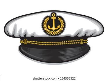 Captains Cap Images, Stock Photos & Vectors | Shutterstock