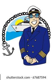 Captain der See, Captain