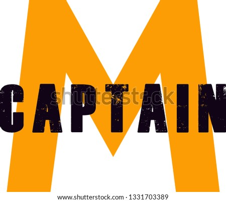 CAPTAIN M STAR