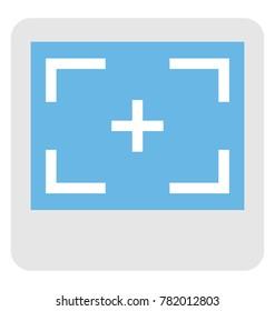 Capture Vector Icon