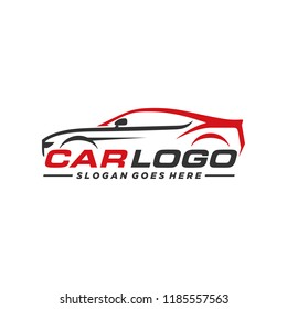 Car, auto, automotive logo template