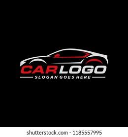 Car, auto, automotive logo template