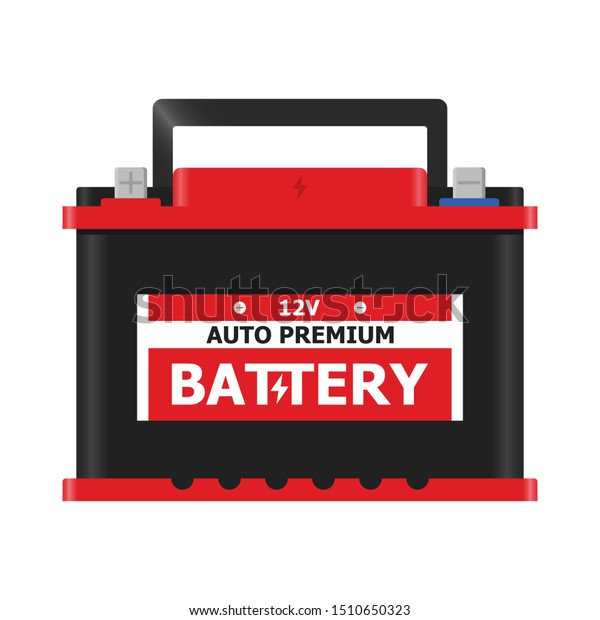 car battery illustration icon battery vector stock vector royalty free 1510650323 https www shutterstock com image vector car battery illustration icon vector 1510650323