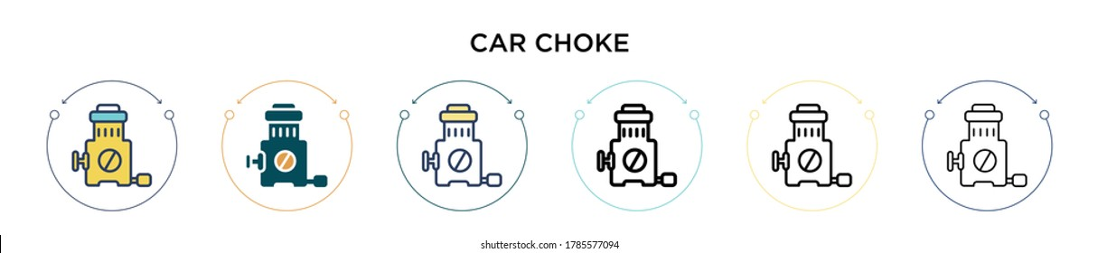 Auto Choke Images Stock Photos Vectors Shutterstock