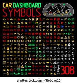 Car Dashboard Warning Lights Ford