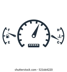 Speedometer Car Images, Stock Photos & Vectors | Shutterstock