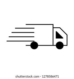 car delivery icon