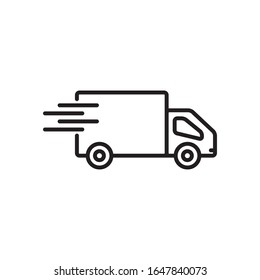 Car Delivery icon best design
