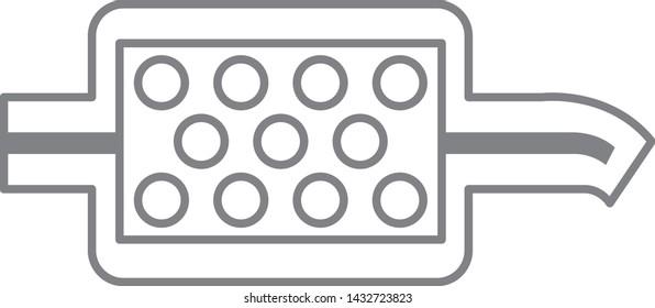 Car Diesel Particulate Filter, dpf