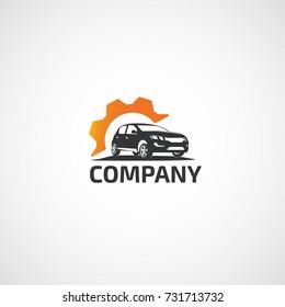 Car end Gear, service.