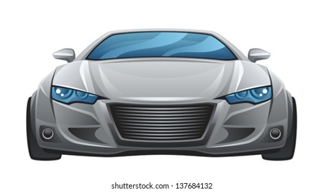 Car front
