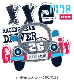 Royalty Free Kid Sports Car Stock Images Photos Vectors