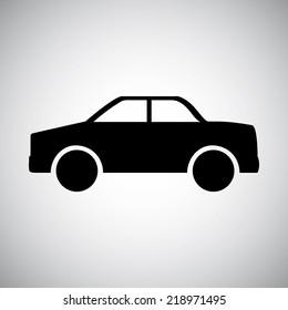 car graphic design , vector illustration