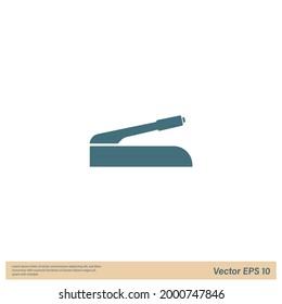 car hand break icon vector illustration