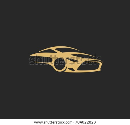 car icon automobile buy sell rent stock vector royalty free