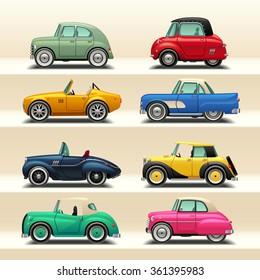 car icon set-6
