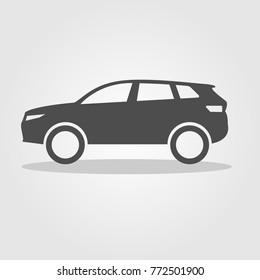 car icon SUV