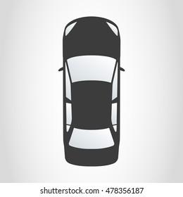 車 上からの画像写真素材ベクター画像 Shutterstock