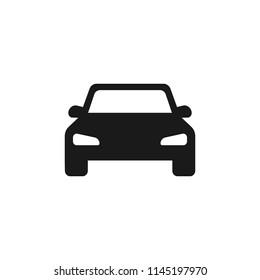car icon. vector