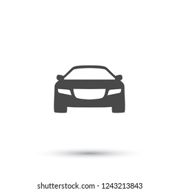 Car icon. Vector  Eps 10