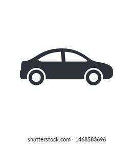 car icon vector logo template