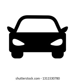 Car icon vector. symbol of car