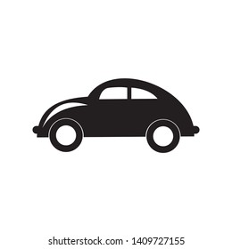 Car Icon, Vector Symbol Illustration