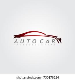 Car Illustration Vector Logo
