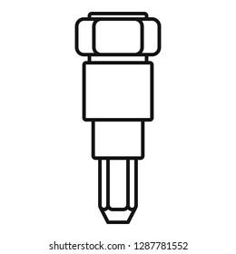 Diesel Injectors Stock Illustrations, Images & Vectors | Shutterstock