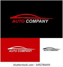 car logo design. automotive topics vector logo design template