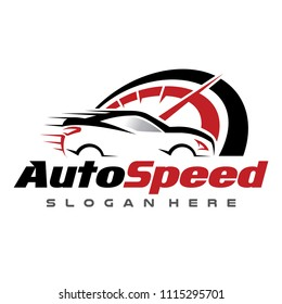 Car Logo design. Sport Car, Automotive Logo Vector Template