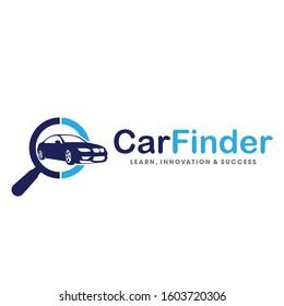 car logo, find a car logo, car finder logo