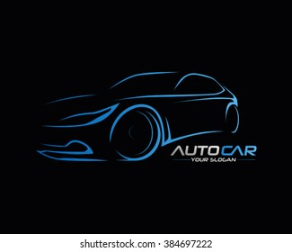 Car Logo Vector Illustration