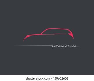 Car Logo Vector Illustration Stock Vector Royalty Free 384697222