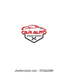 Car Maintenance Logo Template