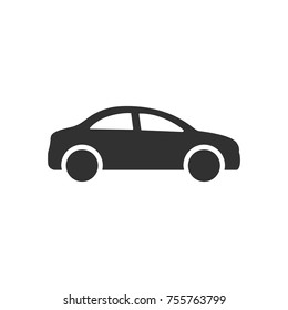 Car. monochrome icon