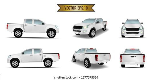 Ilustraciones Imágenes Y Vectores De Stock Sobre Camioneta