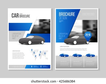 car repair business catalogue cover