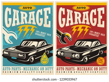 Garage Workshop Stock Photos - Vintage Images - Shutterstock