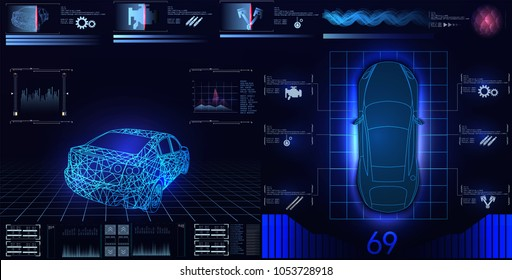 Royalty Free Futuristic Car Stock Images Photos Vectors