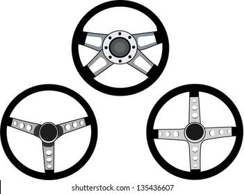 car steering wheels