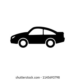 car - transportation icon vector