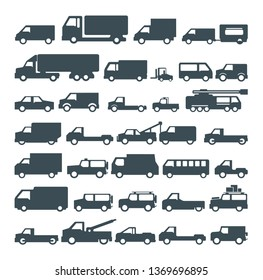 Car Type icons