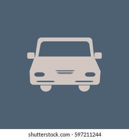 car vector icon