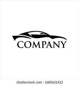 car vector logo graphic modern abstract