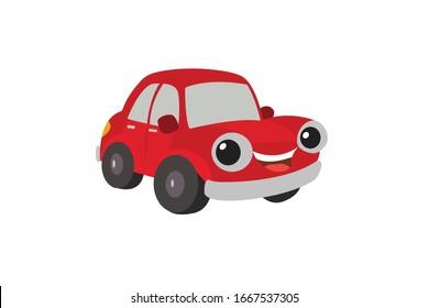 Car Vector Object Transportation Illustration