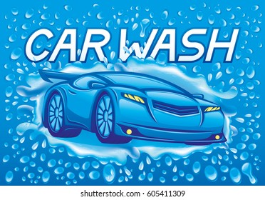Car Wash Background Images Stock Photos Vectors Shutterstock
