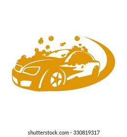 Car Wash bubbles Service