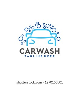 Car Wash Logo Design